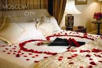 Романтическая ночь в номере Москва Сити, в Москве