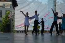 "Рубашка для спортивно-бальных танцев  ""Латина"", в Краснодаре"