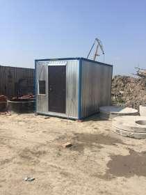 Бытовка, строительная опалубка по работе с бетоном, в Ростове-на-Дону