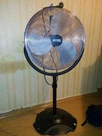 Мощный вентилятор Bork 1650 BK, в Москве