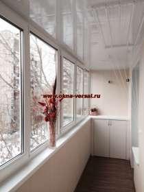Остекления-отделка балконов, в Москве