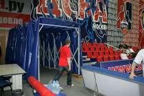 Туннель (тоннель) защитный стадионы, производство, в Санкт-Петербурге