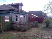 Бревенчатый дом в черте города с печным отоплением, в г.Киржач