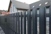 Забор. Забор из металлопрофиля, профлиста, штакетника. Ворот, в г.Могилёв