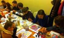 Правополушарное рисование Мандалы как терапия 14.02.17 в 19ч, в Москве