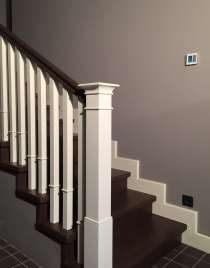 Лестницы, интерьеры, напольные покрытия, в Москве