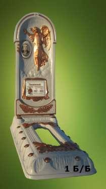 Памятники из полимербетона от производителя, в г.Лозовая
