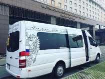 Заказ/аренда микроавтобусов и автобусов, в Москве