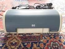 Цветной принтер HP Deskjet 3745, в г.Алматы