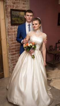 Свадебное платье и аксессуары, в Твери