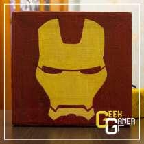 Картина Шлем Железного Человека (холст/масло), в Уфе
