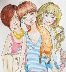 Курс «Fashion коллекция - от эскизов до дефиле», в Новосибирске