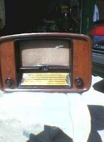 Радиоприёмник ЗИШ 1954г, в г.Николаев