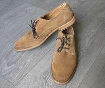 Новые ботинки из натуральной замши, в Санкт-Петербурге