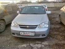 автомобиль Chevrolet Lacetti, в Туле