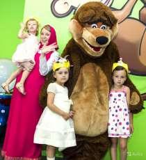 Фея, фиксики, клоун, пират, тачки Молния, маша и медведь,Пеп, в Красноярске