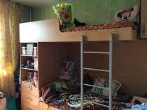 Продам двухъярусную кровать!!, в Калуге