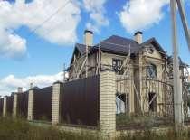 Строительство домов, в Дубне