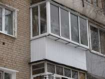 Остекление балконов и лоджий под ключ, в Химках
