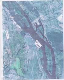 Земля промназначения непосредственно на берегу Волги, в Нижнем Новгороде