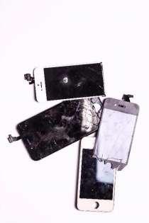 Замена дисплея экрана iPhone 3,4s,5,5s,6,6s, se, в г.Киев
