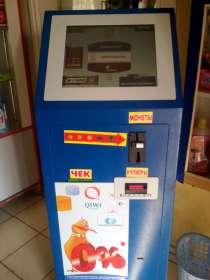 Платёжный терминал с манетоприёмником, в г.Семей