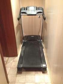 Беговая дорожка. Максимальный вес 110 кг, в Санкт-Петербурге