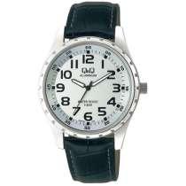 Стильные наручные часы Q&Q AL02 J304 (алюминий), в Москве