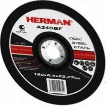 Абразивный отрезной круг HERMAN EXPERT 230х1,8х22,23мм, в Москве