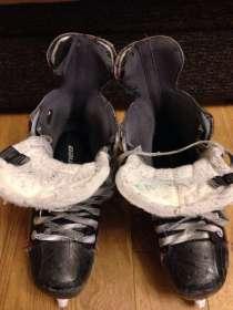 Продам хоккейные коньки Bauer, в Одинцово