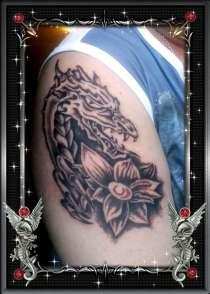 Художественная татуировка, в Новосибирске