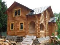 Строительство деревянных загородных домов, в Костроме