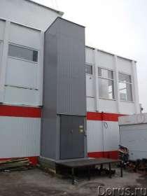 Изготовим грузовые подъемники, в Екатеринбурге
