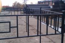Ограды, в Великом Новгороде