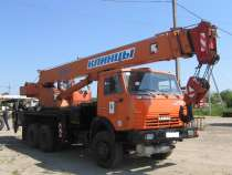Продам автокран 25 тн; 2010 г/в, в Уфе
