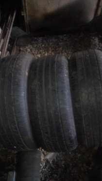 шины б/у Bridgestone Potenza 235 50 r18, в Балашихе