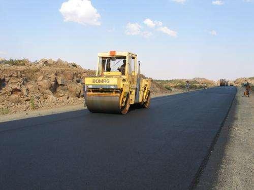 Строительство дорог в Новосибирске
