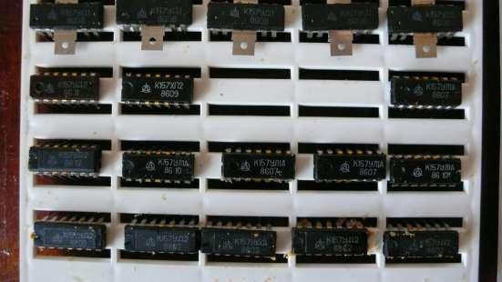 Микросхемы для телевизоров и радиоаппаратуры в Йошкар-Оле Фото 2