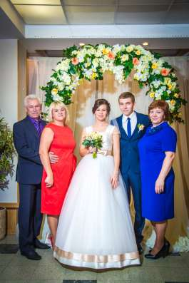 Свадебное платье в Перми Фото 1