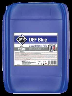 DEF Blue / AdBlue жидкость для системы SCR 20л