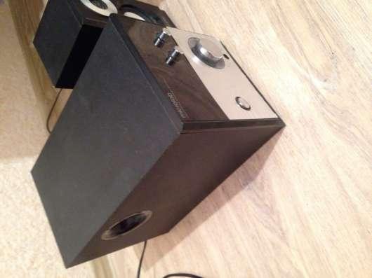 Продам колонки Microlab 2.1 M880 в Новосибирске Фото 2