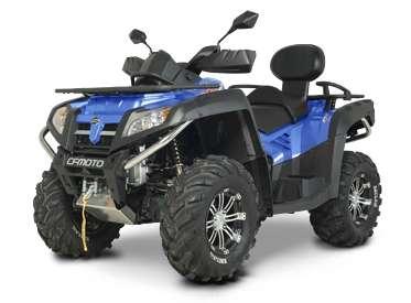 квадроцикл CF MOTO 800 X8 EPS