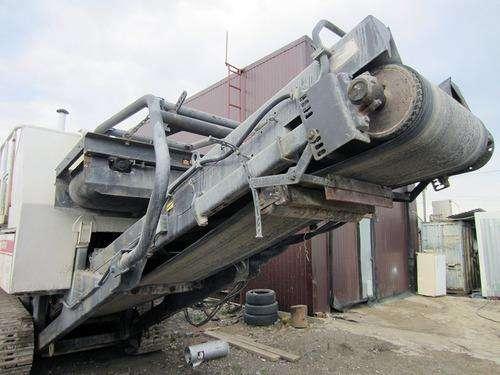 Дробилка щековая NORDBERG LT80, 7000 м/ч, габарит