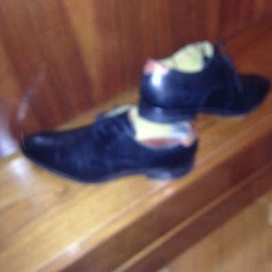 Туфли черного цвета