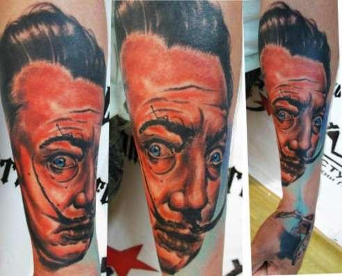 Татуировка в Сочи Фото 1