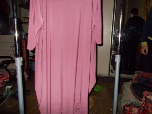 платья туники для пышных дам