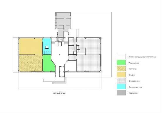 Проект частного детского сада 25-50 мест