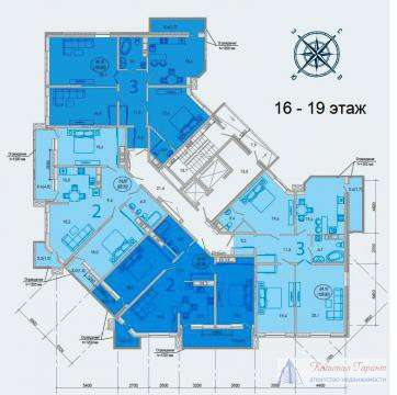 Продается квартира у моря в центре г. Новороссийска Фото 4