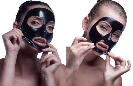 Black mask(черная маска) в Красноярске Фото 1