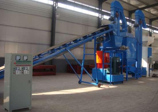 Продам линию по производству пеллет (гранулы из опилок)